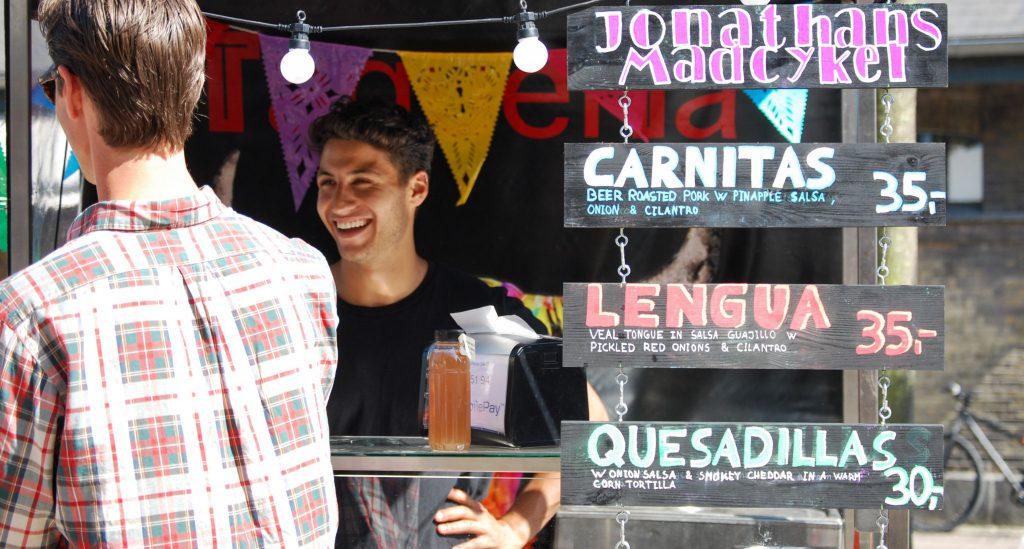 Vil du lave street food? Så bliv en del af Rebel Food, som arrangerer street food-markeder i København og omegn
