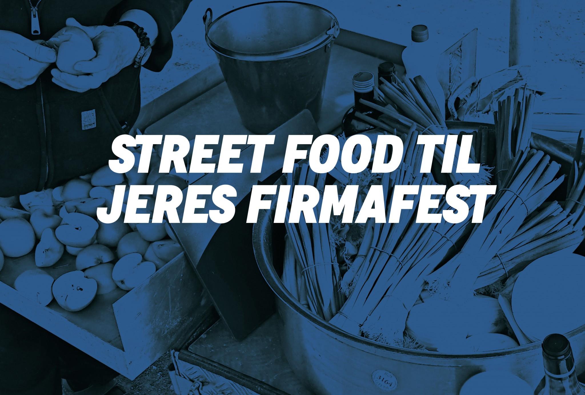 Rebel Food leverer street food til alle typer arrangementer, hvad end det er firmafester, workshops, festivaller, firmajulefrokost, firmafrokost