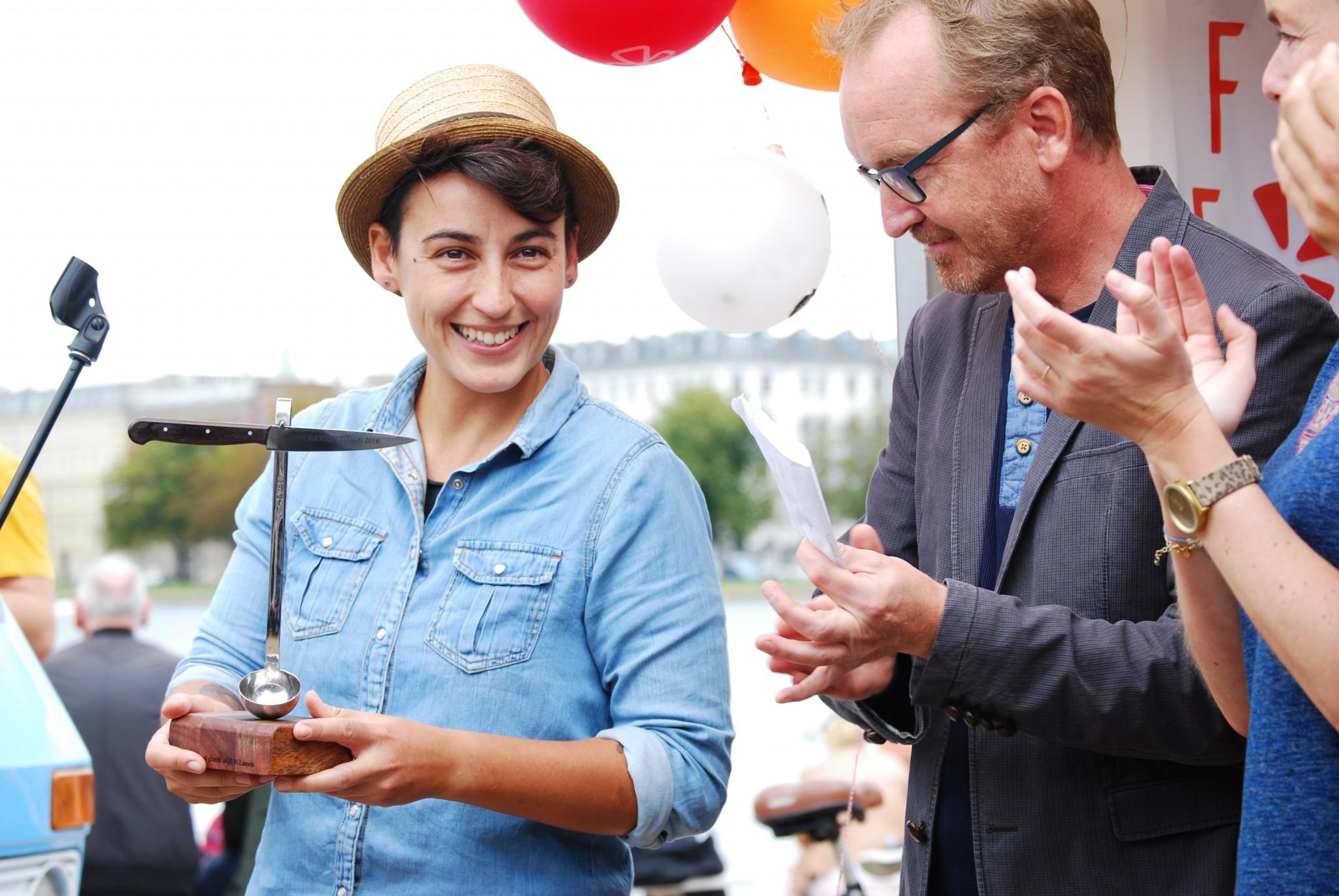 Street food i Danmark er under stor udvikling og i 2016 fik København sin første Street Food Festival